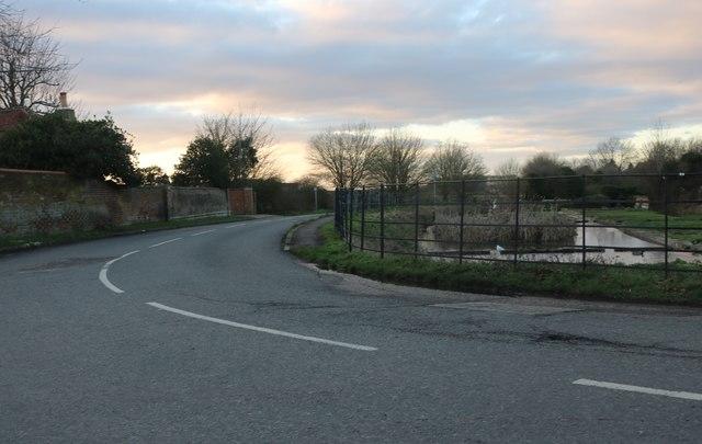 Benson Road, Ewelme