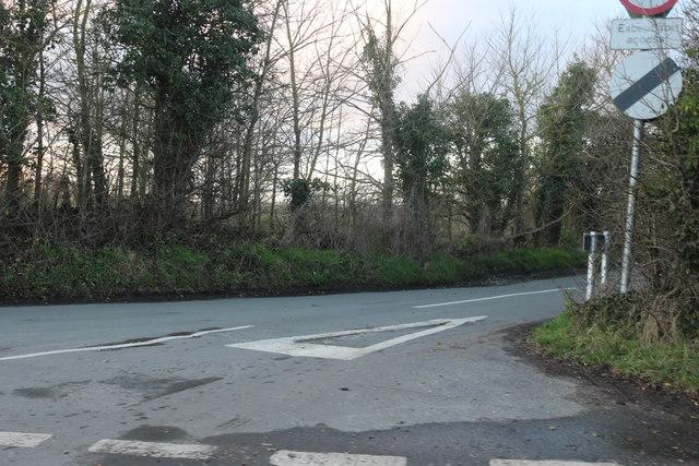 Little road in Ewelme