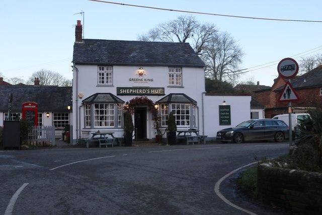 The Shepherd's Hut, Ewelme