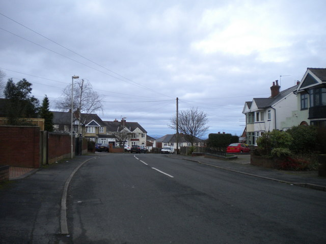 South west corner of Greenhill Road, Quinton