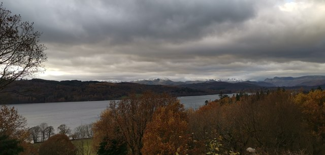Windermere from Rayrigg Road