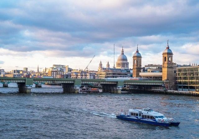 London : River Thames