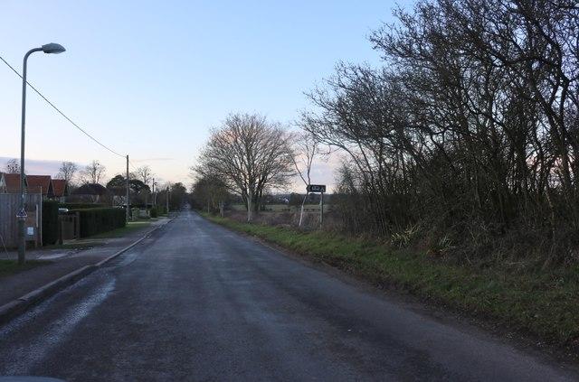 Hill Road, Watlington