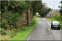 NS2207 : A719 Kirkoswald Road by David Dixon