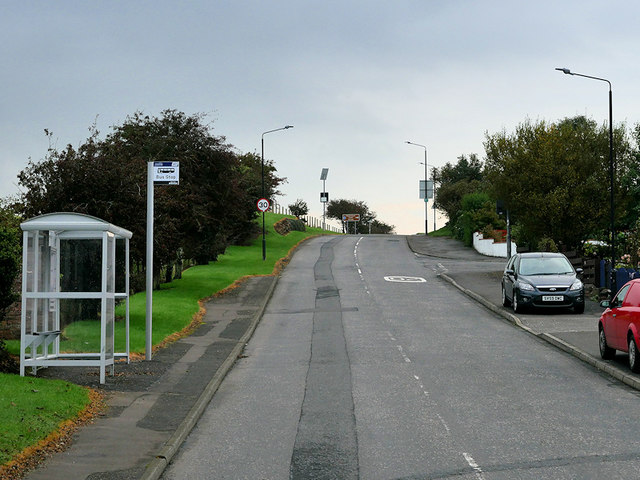 Bus Stop on Turnberry Road