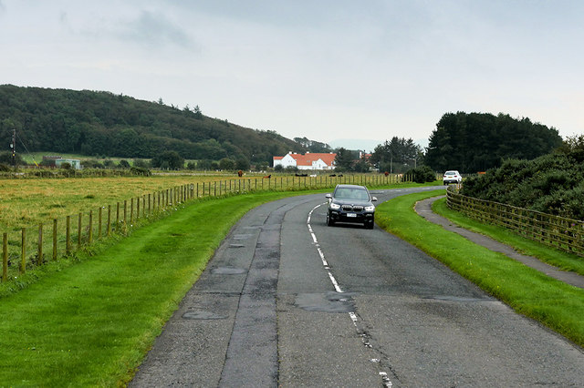 A719 between Maidens and Turnberry