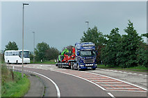 NS2005 : A77, Kirkoswald Road by David Dixon