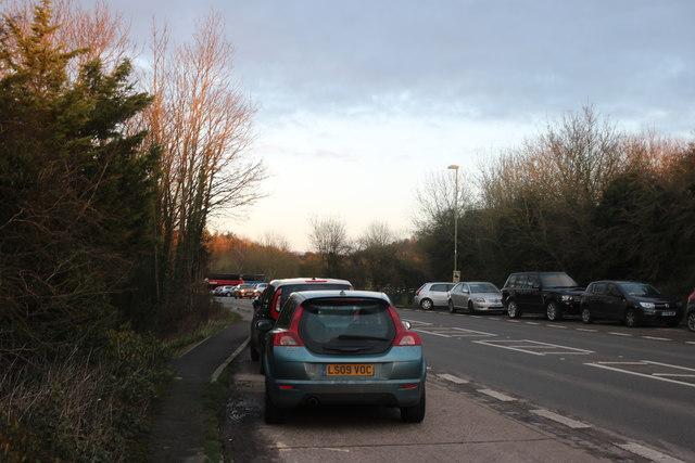 Watlington Road, Lewknor