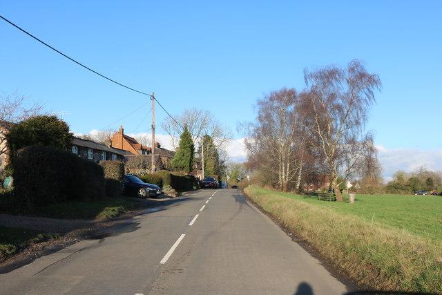Bolter End Lane, Wheeler End