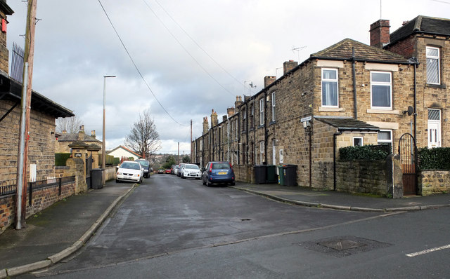 Headlands Street, Liversedge