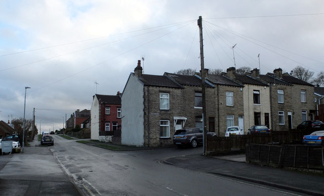 Hindley Road and Dymond Grove, Liversedge