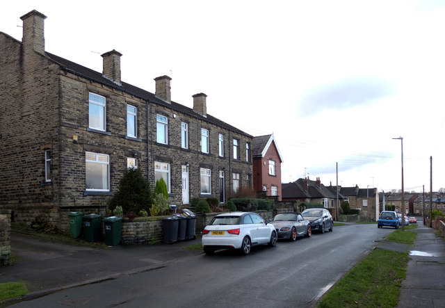 Hindley Road, Liversedge by habiloid