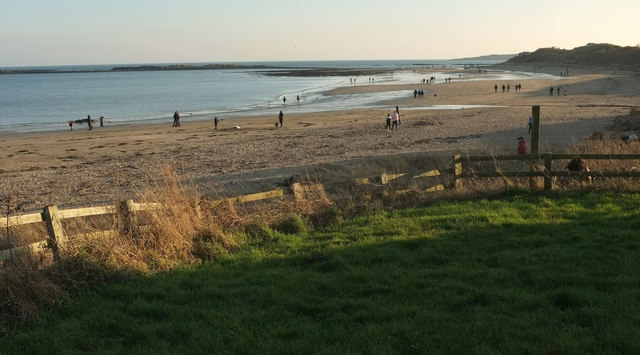 Beach, Low Newton-by-The-Sea