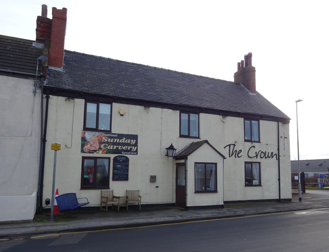 The Crown, Paull by JThomas