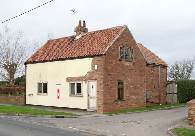 Cottage on Staithes Road, West End
