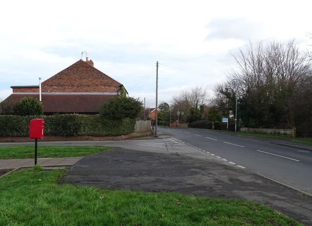 Church Lane, Thorngumbald
