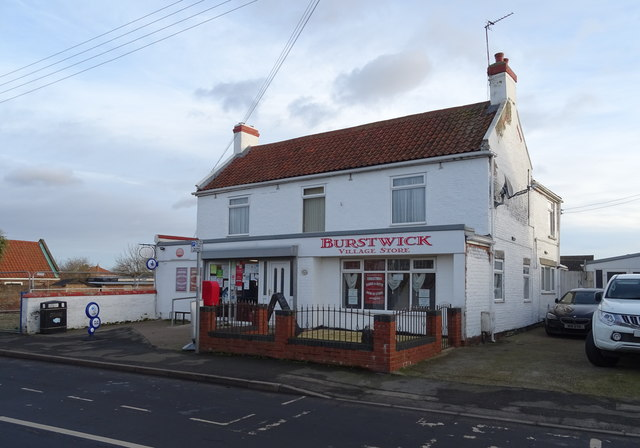 Burstwick Village Store and Post Office