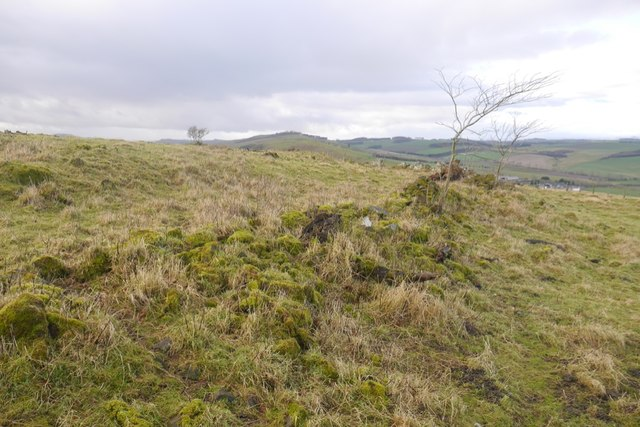 Settlement, Pawston Hill