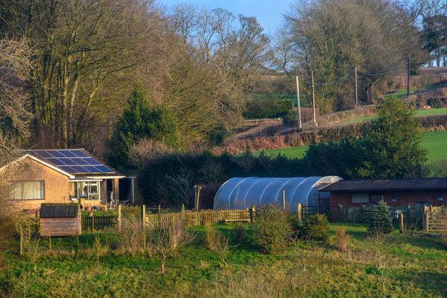 Churchstanton : Webber's Farm