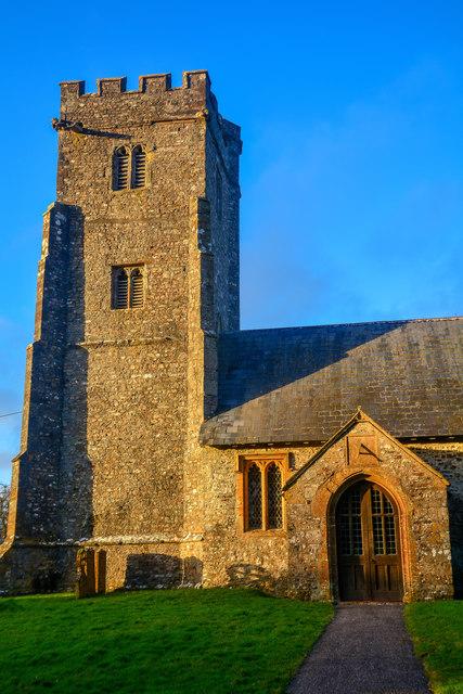 Otterford : St Leonard's Church