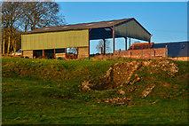 ST2214 : Otterford : Church Farm by Lewis Clarke