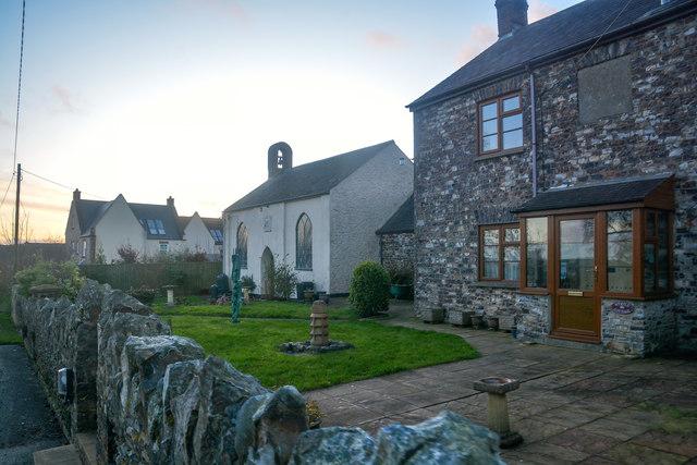 Churchinford : Myrtle Cottage