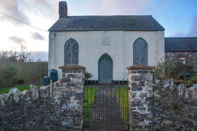 Churchinford : Chapel