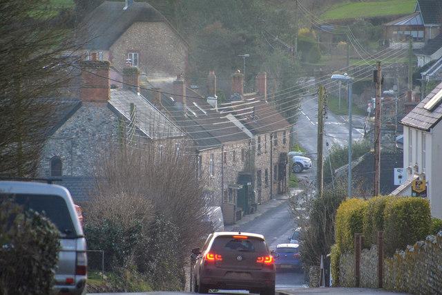 Churchinford : Taunton Road