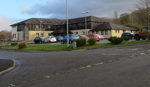 Dulais Valley Primary Care Centre, Seven Sisters