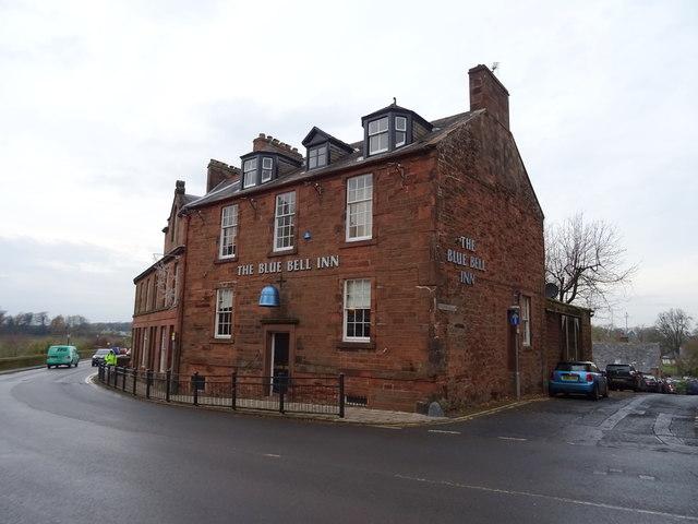 The Blue Bell Inn, Annan