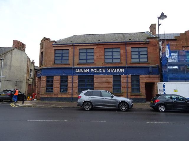 Annan Police Station