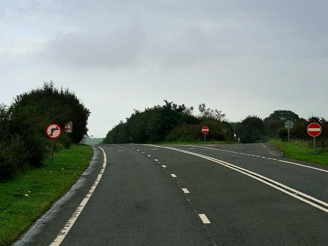 Kirkoswald Road (A77)