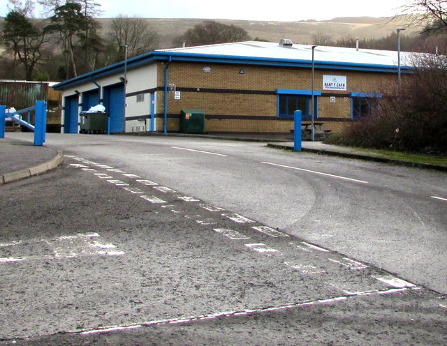 Building in Nant-y-Cafn Business Park, Seven Sisters