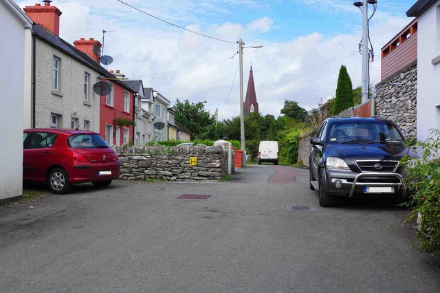 Downing's Row, Kenmare, Co. Kerry