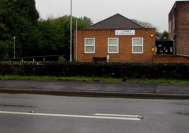 Lydney Town Council offices