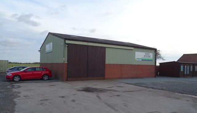 Agricultural Machine Repairs, Camerton