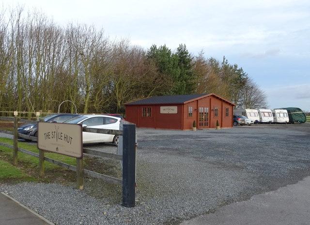 The Style Hut, Camerton