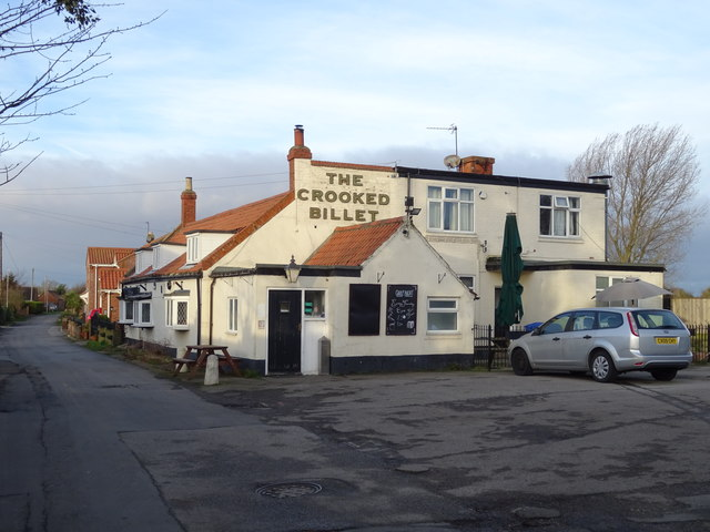 The Crooked Billet, Ryehill