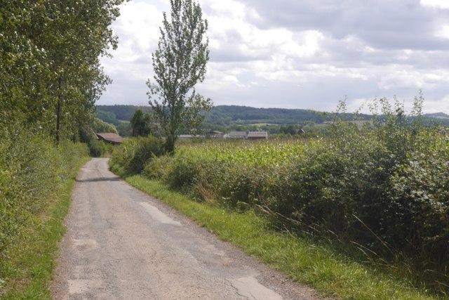 Road to Monkton