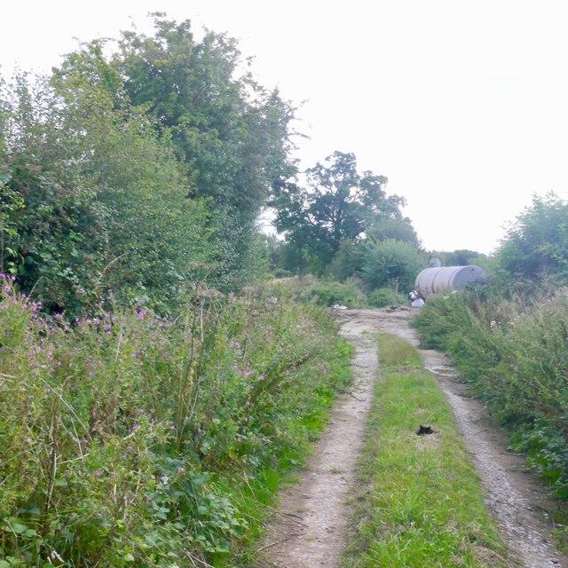 Farm road, Thing-hill