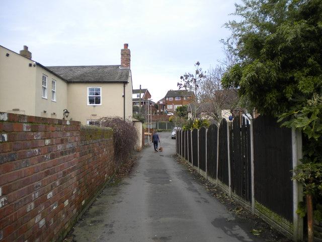 Chapel Walk, Gornal Wood