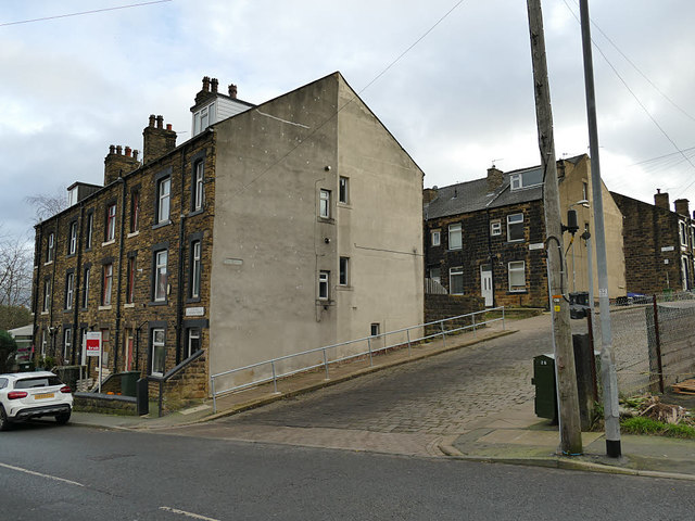 Bottom of Dartmouth Avenue, Morley