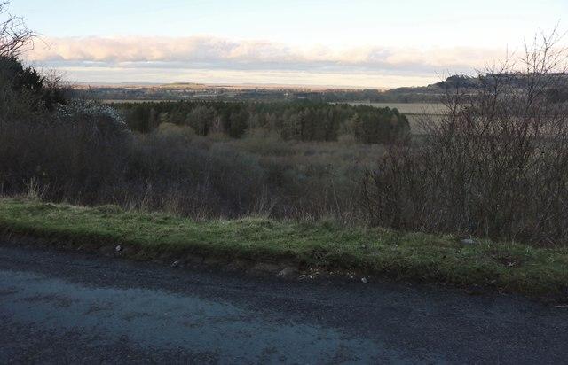 Watlington Hill looking towards Shirburn Hill
