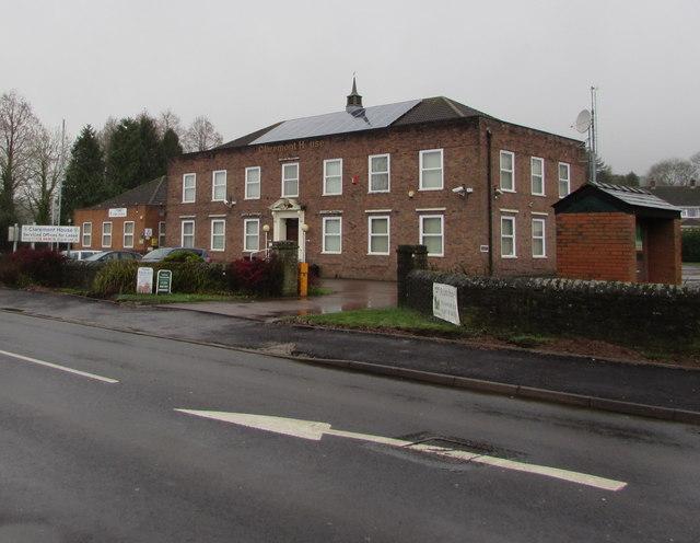 Claremont House, High Street, Lydney