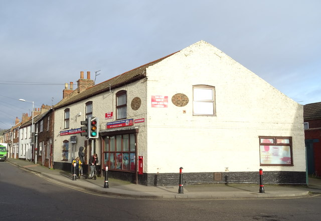 Preston Post Office