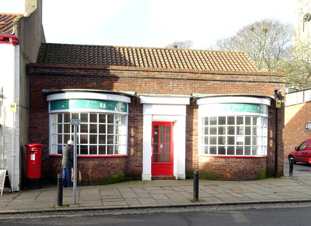 Former Post Office on Market Place, Hedon