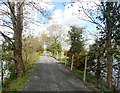 J0824 : View South along the northern section of the Newry Greenway by Eric Jones
