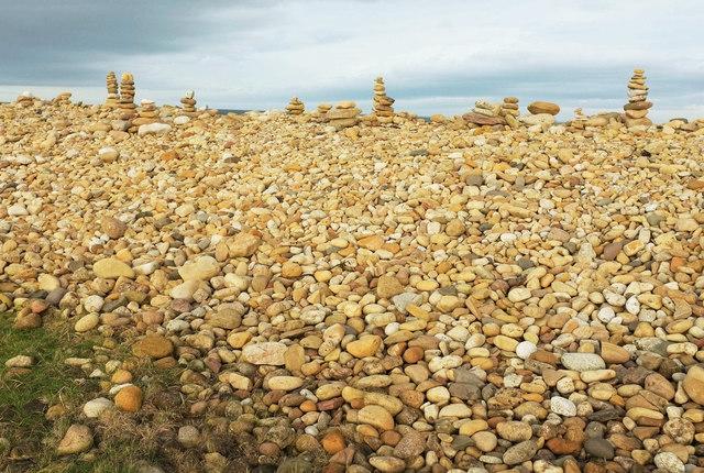 Balancing Stones, Castle Point