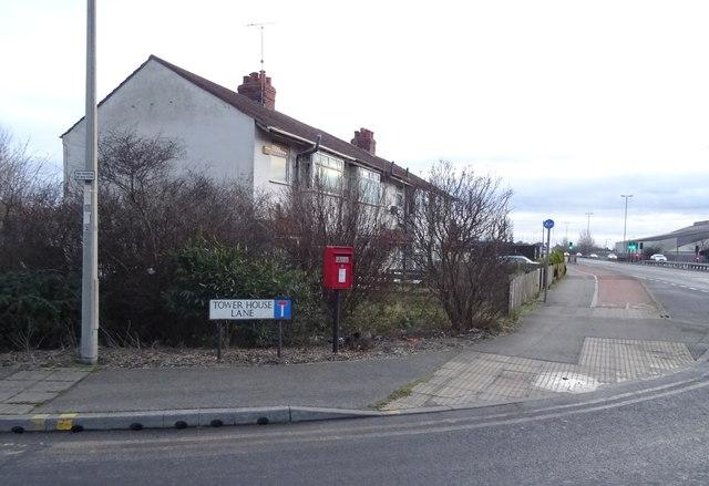 Houses on Hull Road, Salt End