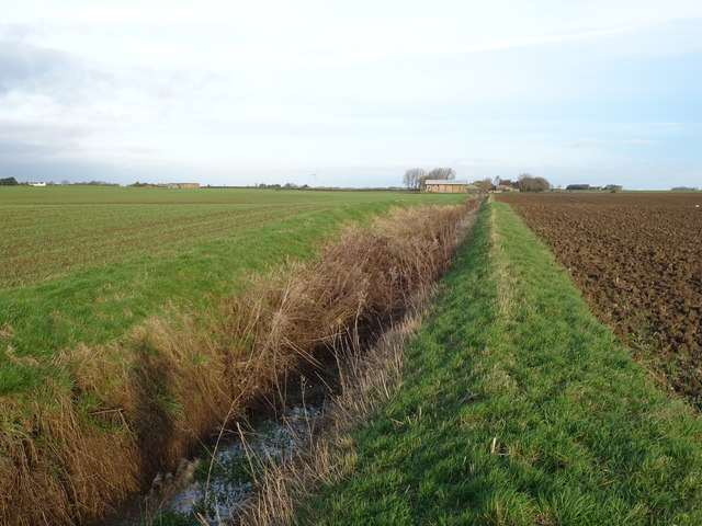 Drain near Forkerleys Farm